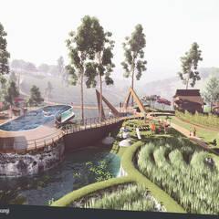 Ijen Resort, Banyuwangi:  Hotels by sigit.kusumawijaya   architect & urbandesigner