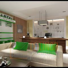 Pesantren Sidogiri:  Gedung perkantoran by CV Leilinor Architect