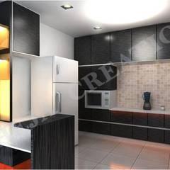 Interior Modern kitchen by Raheja Creations Modern