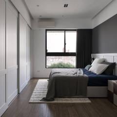 Schlafzimmer von Fertility Design 豐聚空間設計