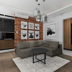 :  Living room by BAYO  Design
