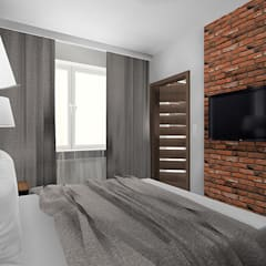 :  Bedroom by BAYO  Design