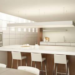 Kitchen units by EsboçoSigma, Lda