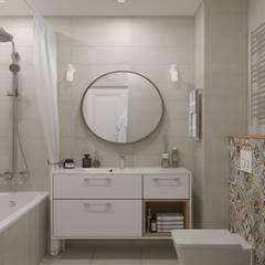 Bathroom by OM DESIGN