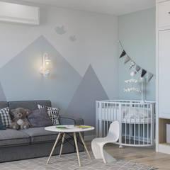 Baby room by OM DESIGN