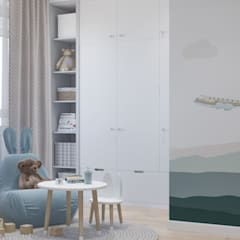 Boys Bedroom by OM DESIGN