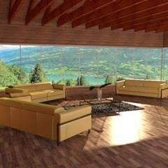 توسط Aedo Arquitectos & Design مدرن چوب Wood effect