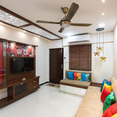 beleuchtung für wohnraumideen indirekte wohnzimmer von rhythm and emphasis design studio ideen inspiration für moderne homify