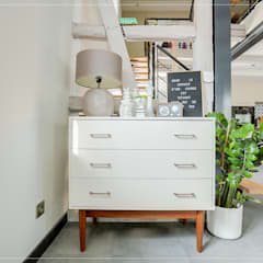 Maison Alsacienne : Salle à manger de style  par Studio Fan Déco