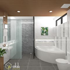 Bathroom by SEKALA Studio