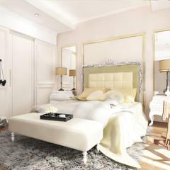 Bungalow Design -Horizon Hill Johor Bahru,Malaysia:  Nursery/kid's room by Enrich Artlife & Interior Design Sdn Bhd