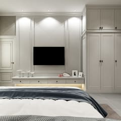 اتاق کودک توسطEnrich Artlife & Interior Design Sdn Bhd, مدرن
