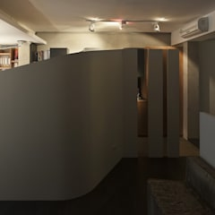 寓生活於工作中:  牆面 by 禾光室內裝修設計 ─ Her Guang Design
