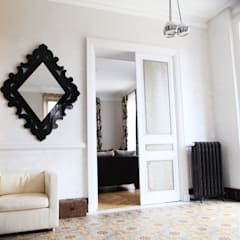 La belle époque: Salon de style  par Rénow