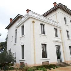 La belle époque: Maisons de style de style eclectique par Rénow