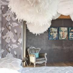 Mon truc en plumes: Chambre de style  par Rénow