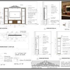 par Rhythm And Emphasis Design Studio Moderne