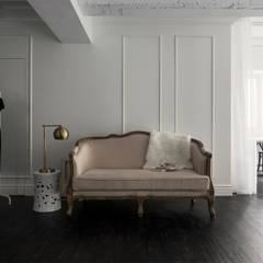 minimalistic Living room by Studio In2 深活生活設計