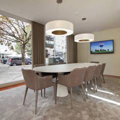 Interior: Espaços comerciais  por GRENO - ARCHITECTS & CONSULTANTS