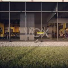 Vox Design – İç Mekan Tasarımları:  tarz Pencere