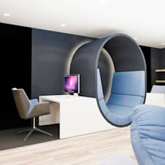Teen Room Design Concept:  Media room by Tigerplay at Home,