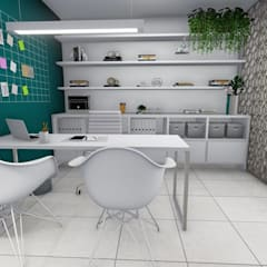 Centro Clínico Estético: Clínicas  por Ocaeté Studio