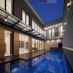 Bể bơi by BlocStudio