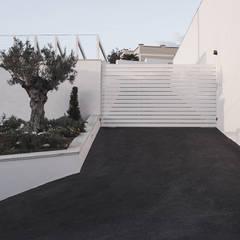 Projekty,  Willa zaprojektowane przez manuarino architettura design comunicazione
