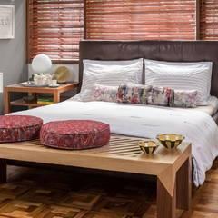 HABITACIONES - OCHOINFINITO : Habitaciones de estilo  por OCHOINFINITO Mobiliario - Interiorismo