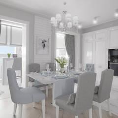 Кухня: Столовые комнаты в . Автор – Булычева Катерина