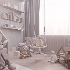 classic Nursery/kid's room by Булычева Катерина