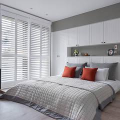 غرفة نوم تنفيذ 知域設計
