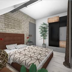 Bedroom by Crhome Design,