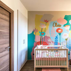 : Cuartos infantiles de estilo  por Design Group Latinamerica