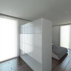 Moradia LSF (RST): Closets  por Idealiving