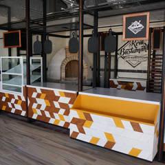 Khu Thương mại by B&Ö Arquitectura interior y muebles | Diseño de bares y restaurantes / Interiorismo y Decoración México.