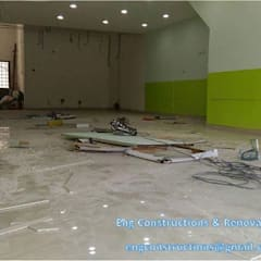 Shoplot Tiling:  Floors by Sam Contractors Ipoh