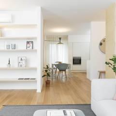 Living room by studio wok