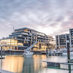 Luxury Hotel & Spa in Southampton Harbour.: Hotéis  por Larforma