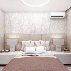 Дизайн дома г.Одесса Совиньон: Спальни в . Автор – ELENA_KULIK_DESIGN
