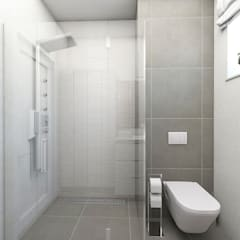 Дизайн дома г.Одесса Совиньон Ванная комната в скандинавском стиле от ELENA_KULIK_DESIGN Скандинавский