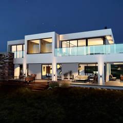 Nhà by mgt_Estudio de  Arquitectura + Diseño