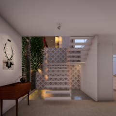 Fort Lauderdale:  Stairs by Fernandez Architecture
