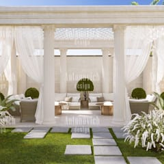classic Garden by Luxury Antonovich Design