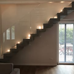 Stairs by Cozzi Arch. Mauro