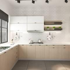 Éléments de cuisine de style  par Jannovative Design