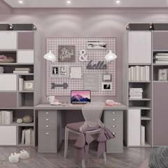 Квартира: Детские комнаты в . Автор – Булычева Катерина