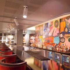 Barra: Bares y discotecas de estilo  por Proyectos JL