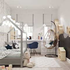 Nursery/kid's room by 3D GROUP