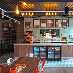 Orange Octopus // Restaurant:  Gastronomie von LOVA